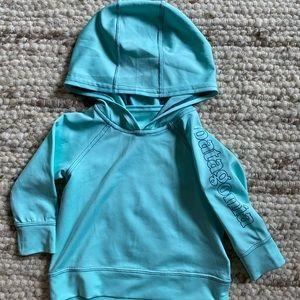 Patagonia Baby Hooded Rashguard 3-6 Months